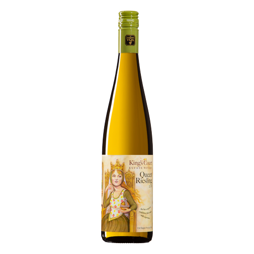 King's Court Estate Winery 2016 Queen Riesling