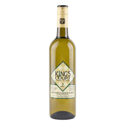King's Court Estate Winery 2017 Vintner's Choice White