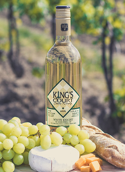 Ontario Wine From King's Court Estate Winery